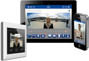 mobotix screen Ipad Iphone